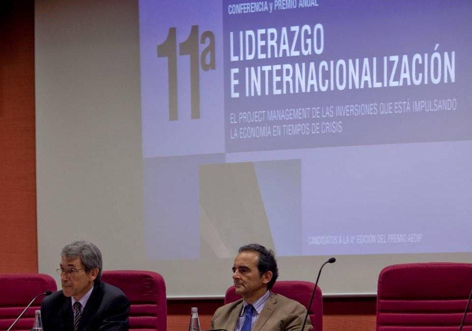 """""""Liderazgo e Internacionalización"""" claves Jornada Anual 2011"""