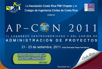 21-23 de septiembre – Costa Rica