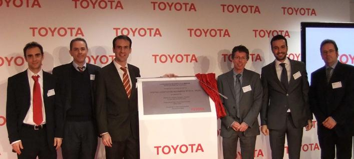 Arup desarrolla con éxito y en tiempo récord la gestión integral del nuevo centro logístico de Toyota