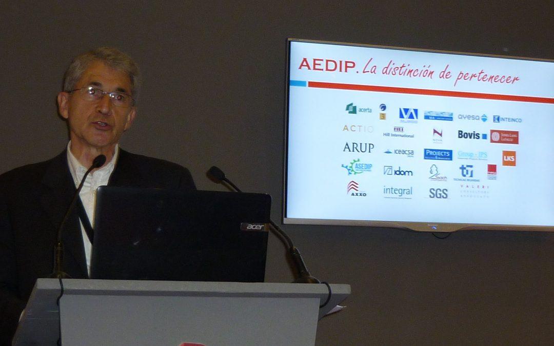 Beyond Building: beyond BIM? AEDIP pide reconocer BIM en la ley