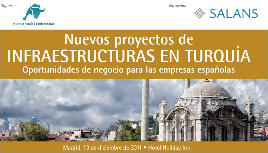 13 de diciembre. Apertura de la Consejera Cigdem Demir de la Embajada Turca