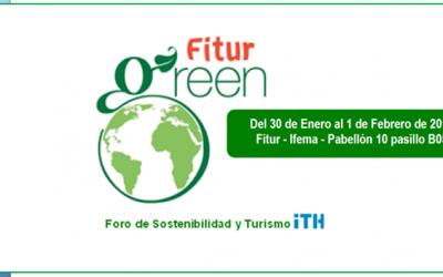 30/1/2013: FITUR GREEN foro del hotel sostenible