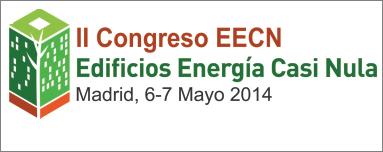 II Congreso Energía Casi Nula. Madrid, 6 y 7 de Mayo