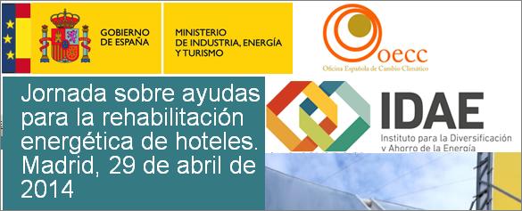 Rehabilitación Energética en Hoteles