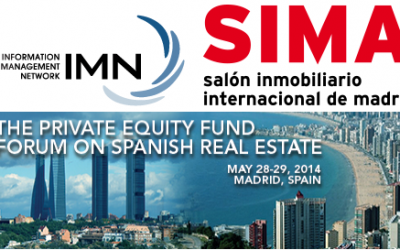 The Private Equity Fund Forum on Spanish Real Estate. Mayo, 28 y 29