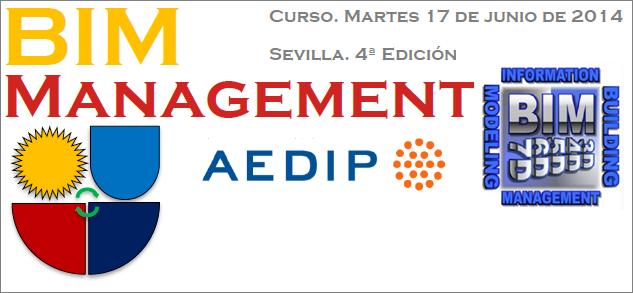 Jornada BIM Management en Sevilla. Martes 17 de Junio