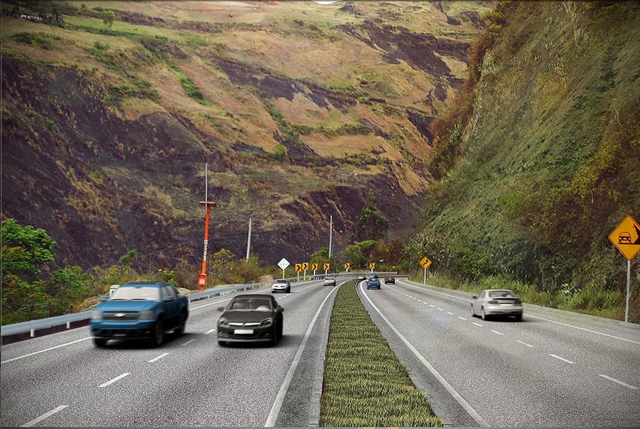 ICEACSA lidera las nuevas carreteras en Colombia
