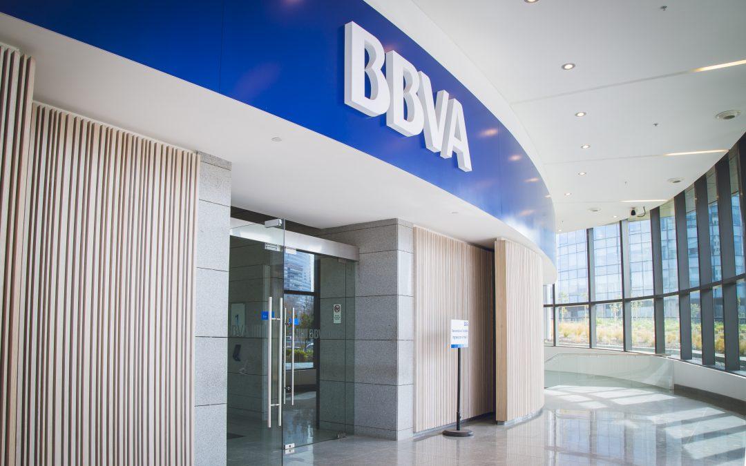 BBVA finaliza los trabajos de su nueva sede central en  Santiago de Chile