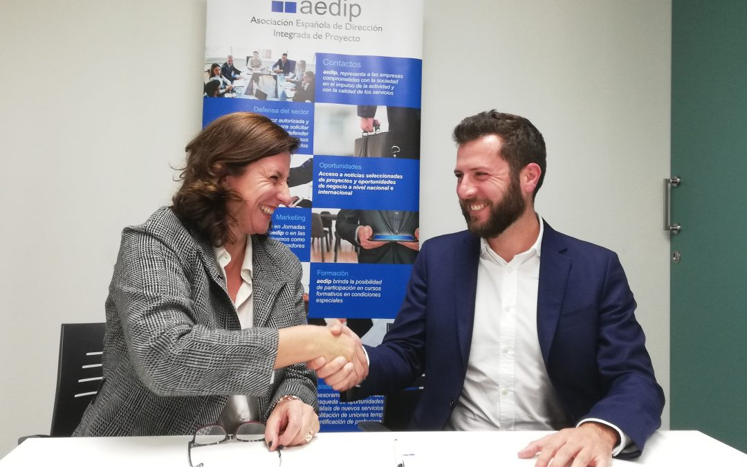 BTY Group se incorpora a AEDIP