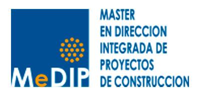 Master en Direccion Integrada de Proyectos de Construcción